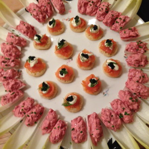 Canapes for all occasions