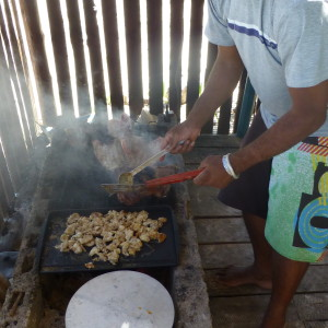 Simply brilliant BBQ beach food - Cuba