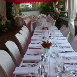 Smart marquee events