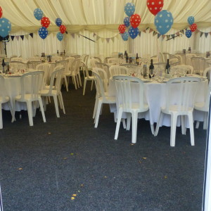 Marquees, and Party Planning from A-Z